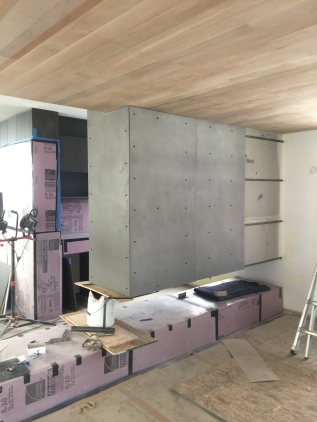 Clermont Street Paneling/UnderConstruction